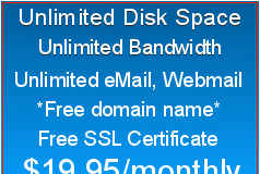 unlimited hosting
